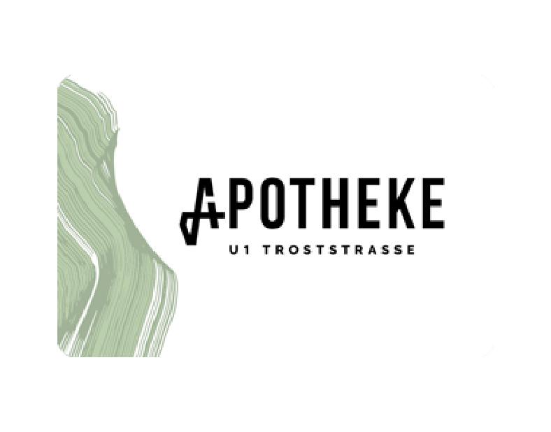 Logo Apotheke U1 Trostrasse